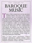 The Library of Baroque Music Piano Solo Book by Music Sales Ltd (Paperback, 2015)