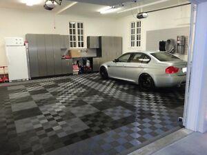 8 COLORS - FreeFlow® Garage Floor Tiles & Parking Pads - Pack of 24 or 48