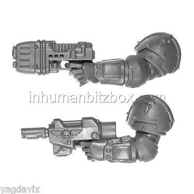 BITZ 10 Pistolen Holster der Space Marines
