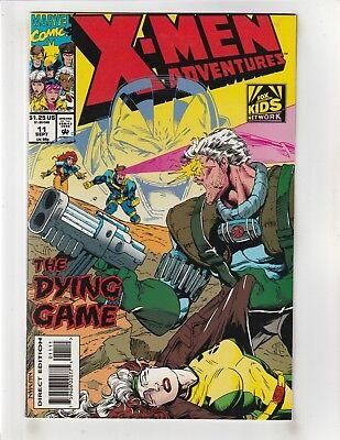 MEN  ADVENTURES # 1 X 1992-9.2 COMIC