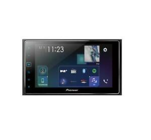 Details About Pioneer Sph Da130dab 6 2 Double Din Car Stereo Touchscreen Bt Dab Apple Carplay