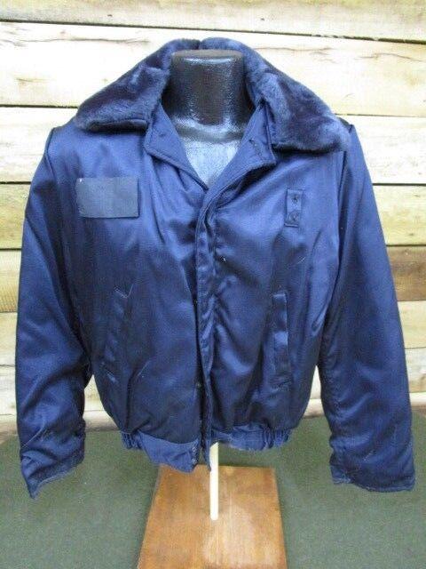 Vintage US Army Militärpolizei / Sicherheitsdienst gesteppte Winterjacke
