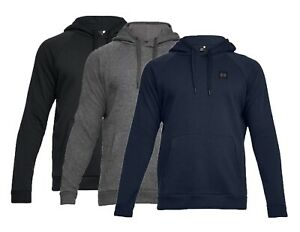 Under-Armour-Men-039-s-Rival-Fleece-Pullover-Hoodie-1320736