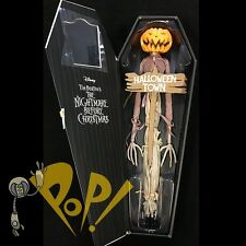 "NBX Nightmare Before Christmas PUMPKIN KING JACK 16"" Coffin Doll DIAMOND SELECT!"