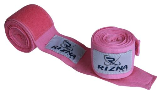 5 X Pairs Rizna Handwraps For Boxing Kickboxing Muay Thai MMA Mexican Stretch