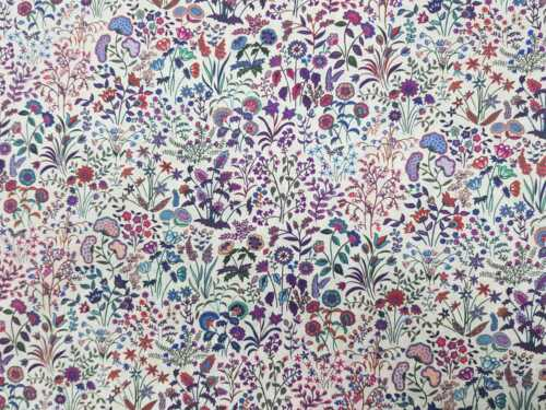 LIBERTY TANA LAWN - SHEPHERDLY SONG (C) - 100% COTTON FABRIC