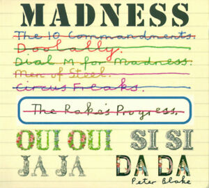 MADNESS-Oui-Oui-Si-Si-Ja-Ja-Da-Da-2012-14-track-CD-album-NEW-SEALED