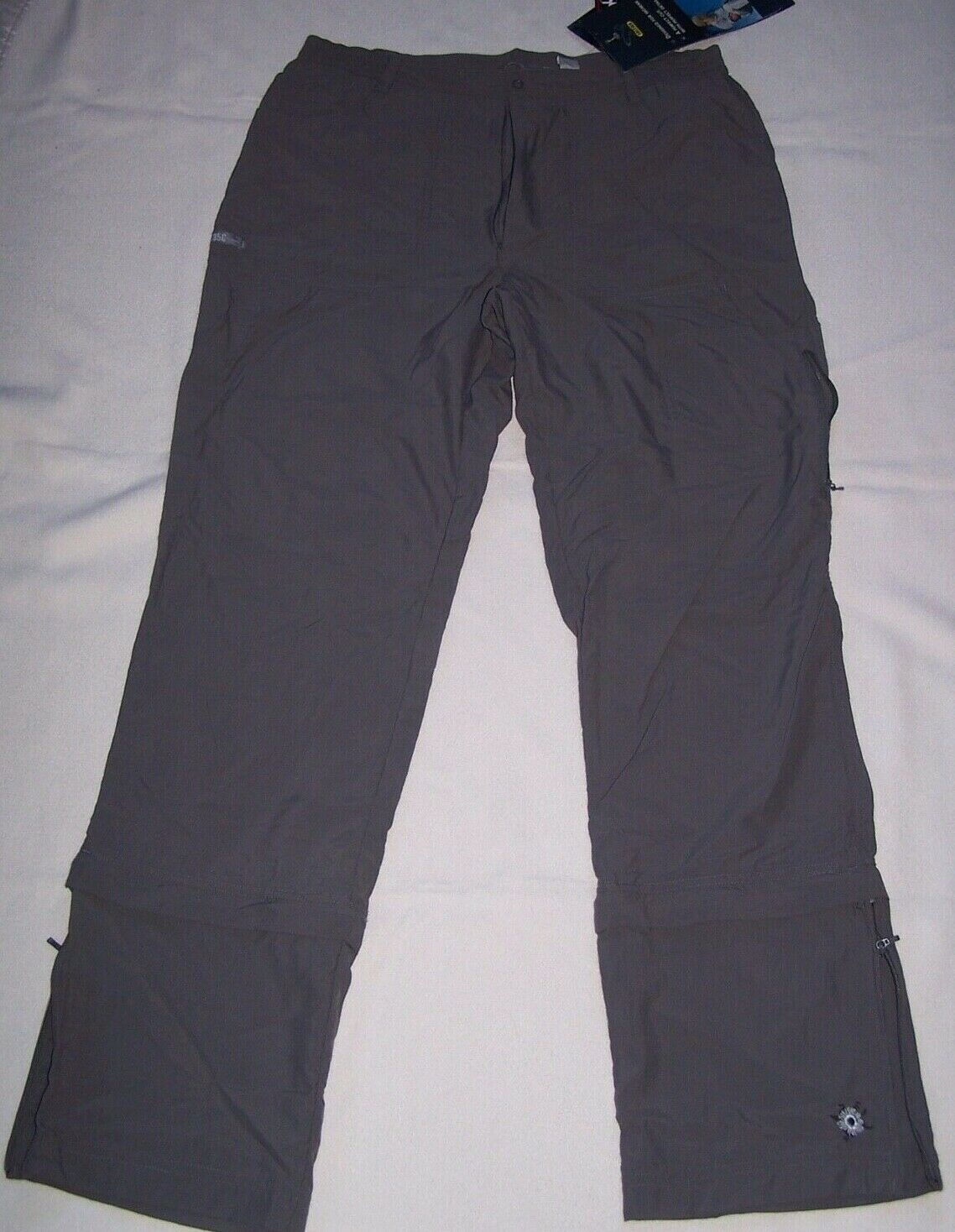 NEU SALEWA Damen Hose Wanderhose Freizeithose grau Gr 40 Polyamid Polyamid Polyamid Extras leicht | Kompletter Spezifikationsbereich  23b94b