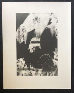 Christian inquinanti, schadographie 63, zeppa Berg, 1962, Photo grammi dal SCONTO