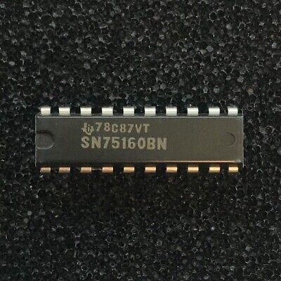 1pcs SN75162BN OCTAL GENERAL-PURPOSE INTERFACE BUS DIP-22