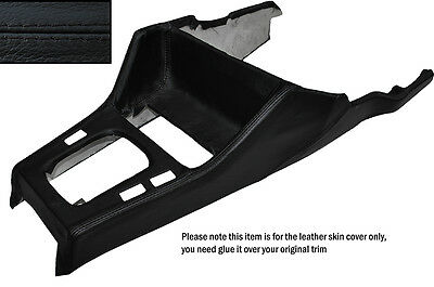 RED STITCH LEATHER SHIFT BOOT WITH PLASTIC FRAME FOR BMW 6 SERIES E24 76-90
