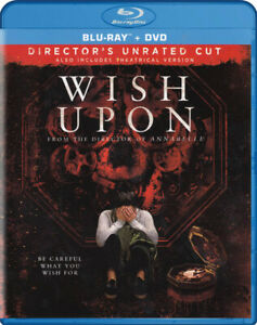 WISH-UPON-UNRATED-amp-THEATRICAL-BLU-RAY-DVD-BLU-RAY-BLU-RAY