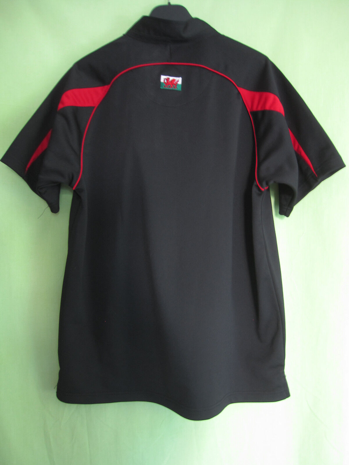 Maillot Rugby Pays de Galle CYMRU Manav Wales M Jersey Vintage - M Wales 062190