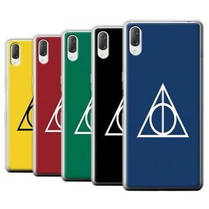 Gel-TPU-Case-for-Sony-Xperia-L3-2019-Magic-Hallows-Inspired