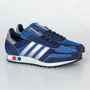 6f24b9510e6 Adidas Originals La Trainer OG Dark Marine AQ4930 (All Size) Vintage ...