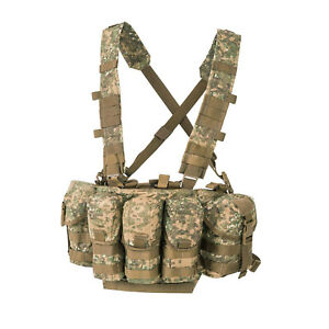 Helikon-Tex-Guardian-Ejercito-Chest-Rig-Chaleco-Chaleco-pencott-Badlands