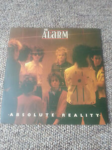 The-Alarm-Absolute-Reality-7-034-Single-1985-Original