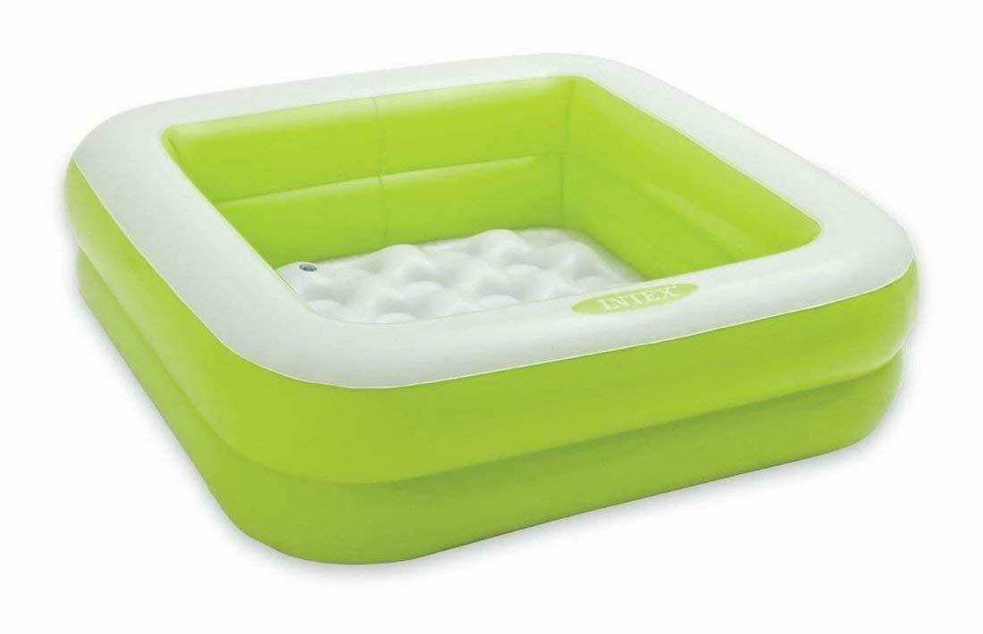 Intex Inflatable Play Box Pool Multicolor Pack of 1