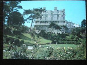 POSTCARD-DEVON-TORQUAY-OVERMEAD-HOTEL-THE-EAST-WING