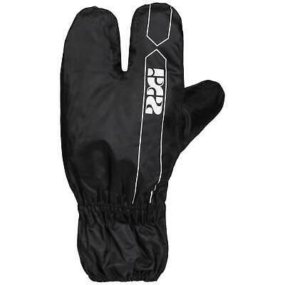 Modeka Regenhandschuhe Überziehhandschuhe schwarz