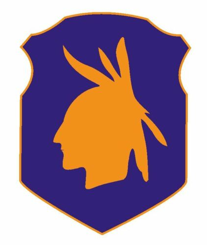 98th Infantry Division Sticker Military Armed Forces Sticker Decal M49