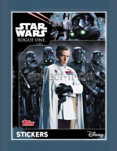 1 sac Topps-Star Wars Rogue One-sammelsticker