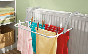 clothes radiator airer drying rack indoor and outdoor. Black Bedroom Furniture Sets. Home Design Ideas