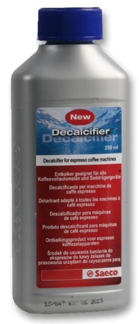 Entkalker Kaffeemaschine 250ML Saeco Filter Wasser
