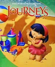 Journeys: Houghton Mifflin Harcourt Journeys (2009, Hardcover, Student Edition of Textbook)
