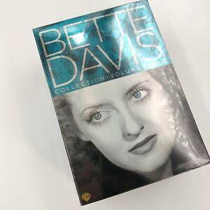 BETTE-DAVIS-COLLECTION-85-YEARS-Volume-3-Three-DVD-6-BOX-SET-BRAND-NEW-SEALED