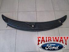 09 thru 14 F-150 OEM Genuine Ford Parts Cowl Panel Grille Set w/ Seals RH & LH