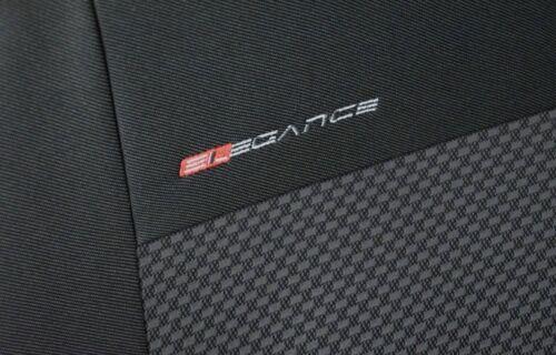FORD C-MAX 2x FRONT velluto p3-38 Coprisedili auto rivestimenti Coprisedile