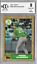Mark-McGwire-Original-1987-Topps-Rookie-Card-Beckett-Graded-9-Near-Mint-Better miniature 1