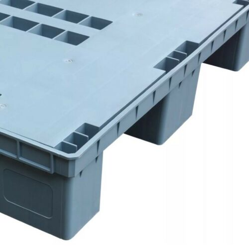 NEU  EuroBox Palettenbox Faltbox Kunststoffkiste Lagerbehälter Klappbox Paloxen