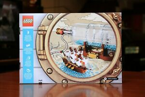Lego-Ideas-Ship-in-a-Bottle-21313-New-Factory-Sealed-Ships-Free