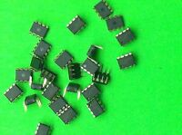 25 Pcs - Lm555 Timer Ic 8 Pin Dip (lm 555 Ne 555 Ne555) Free Shipping