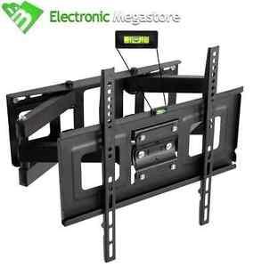 supporto staffa sp-37-55 braccio snodabile tv lcd 40 42 47 50 55