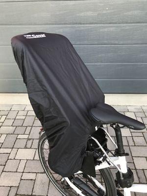 T-pro Regenschutz Fahrradkindersitz Regenhaube Regenverdeck Kindersitz - Komfort AusgewäHltes Material