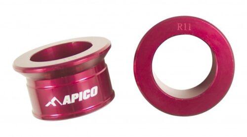 APICO REAR RED WHEEL SPACER HONDA CRF250 CRF450 2007