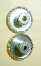 """1960's Vintage Crown Gear 32 tooth for 1/8""""  Shaft Set Screw NOS slot car Wilson"""