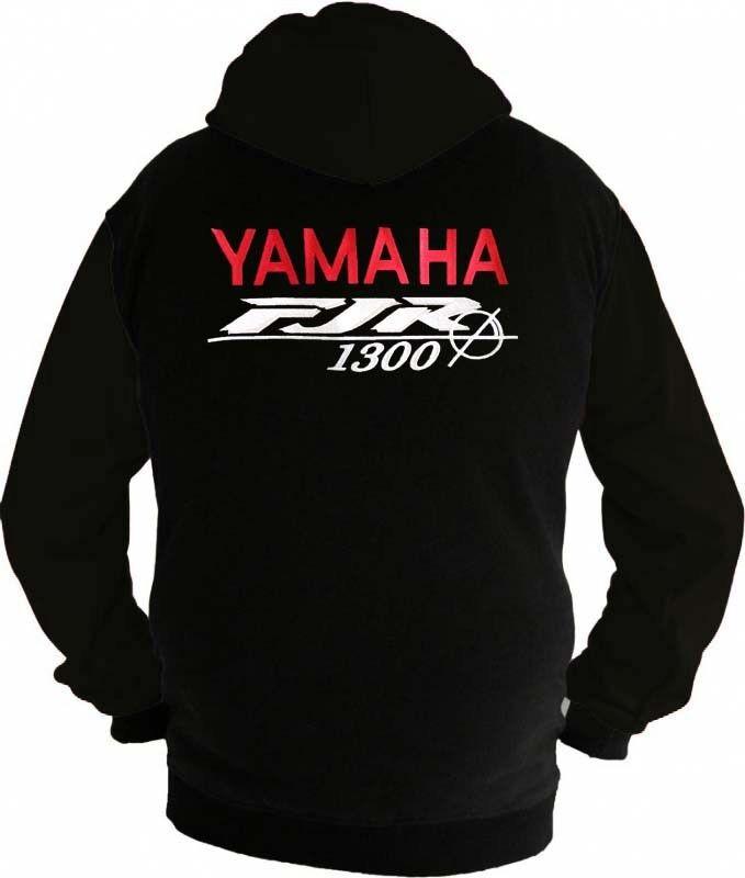Yamaha FJR 1300 Fan Kapuzenjacke Sweatshirt  Hoodie Lieferz. ca. 8 Tage