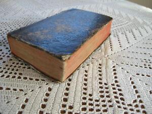 Molto antico antiquariato libro, Mariano MAESTA 'cielo, anno 1795, 476 pagine