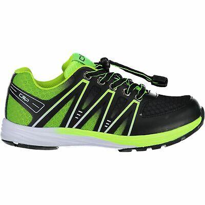 Costante Cmp Sneakers Scarpe Sportive Kids Merak Fitness Shoe Nero Tinta Mesh-mostra Il Titolo Originale Alta Resilienza