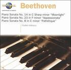 Beethoven: Piano Sonatas Nos. 14, 23 & 8 (CD, Mar-2003, Decca)