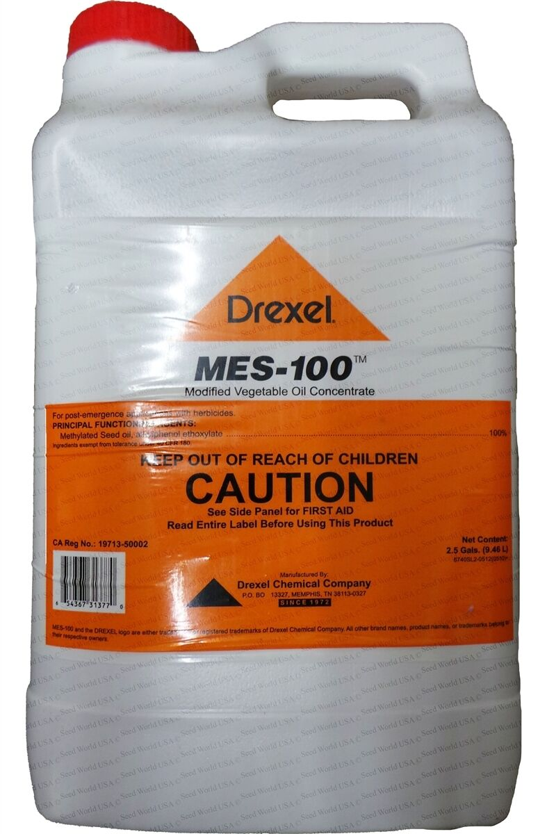 Methylierte Samenöl Mes 100 - Drexel - 2.5 Gallonne