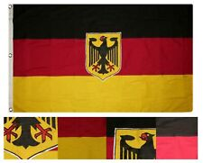 GERMANY FLAG 2X3 GERMAN FEDERAL DEUTSCHLAND EAGLE F325