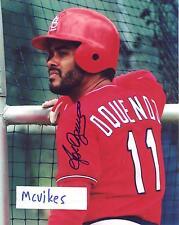 Jose Oquendo 1987 St Louis Cardinals Autographed Signed 8x10 Photo #1 COA