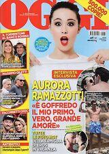 Oggi 2017 34.Aurora Ramazzotti,Elisabetta Canalis,Claudia Gerini & Andrea Preti