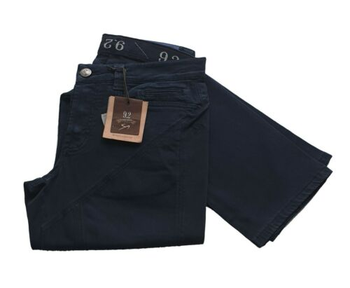 9.2 Carlo Chionna 7511U1000 Pantalone Jeans Uomo Nocciola tg 32-69 /% OCCASIONE