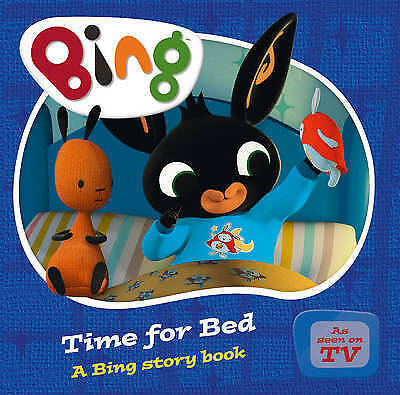1 of 1 - Time for Bed (Bing)-ExLibrary